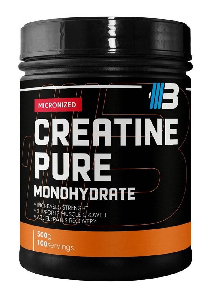 Body Nutrition Creatine Pure Monohydrate - Body Nutrition 500 g dóza