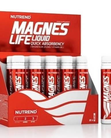 MagnesLife Liquid - Nutrend 10 x 25 ml.