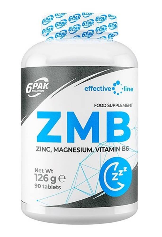 6PAK Nutrition ZMB - 6PAK Nutrition 90 tbl.