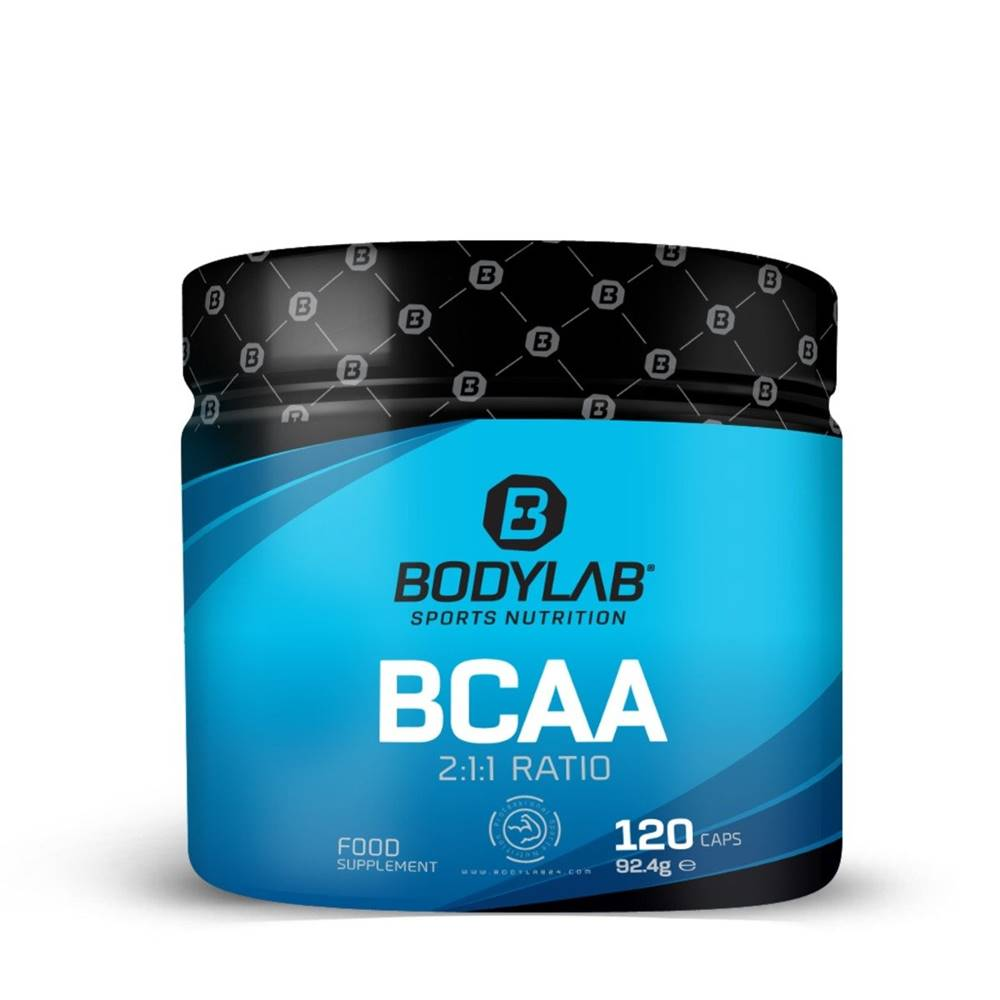Bodylab24 BCAA 120 kaps.