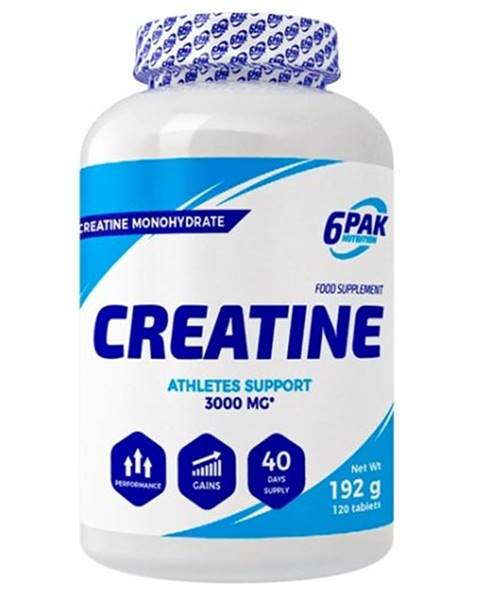Kreatín 6PAK Nutrition