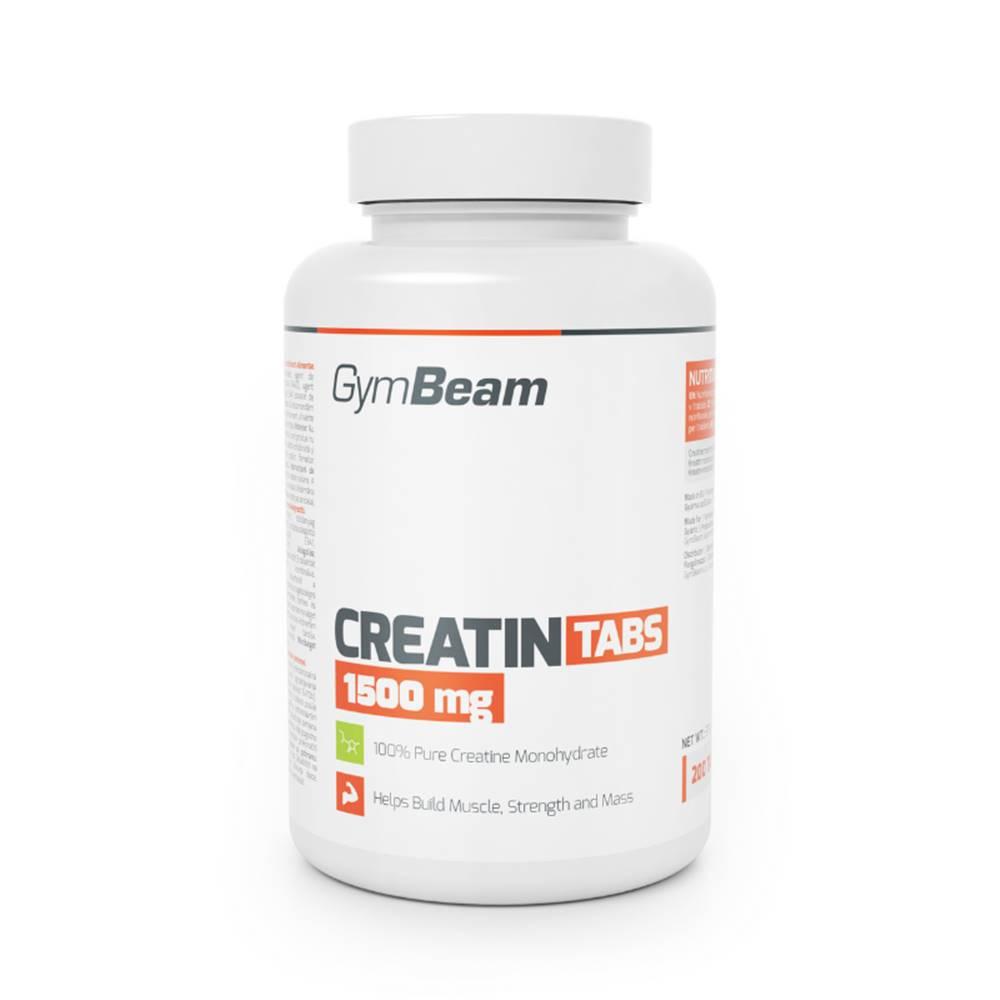 GymBeam GymBeam Kreatín TABS 1500 mg - 200tbl