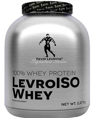 Kevin Levrone Levro Iso Whey 2000 g vanilla