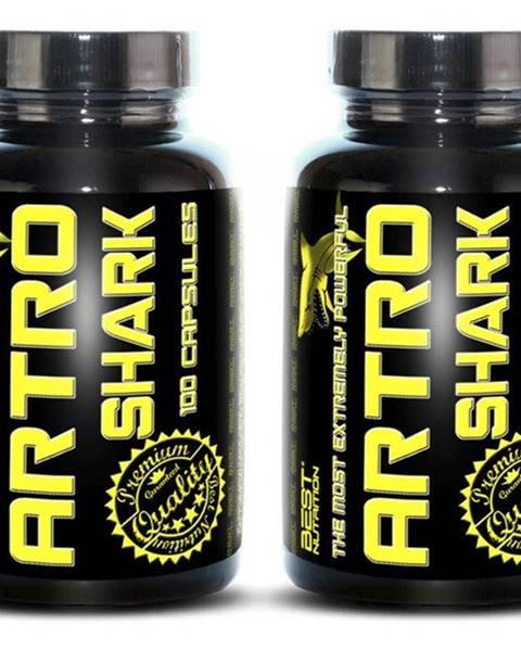 Best Nutrition 1+1 Zadarmo: Artro Shark od Best Nutrition 100 kaps + 100 kaps
