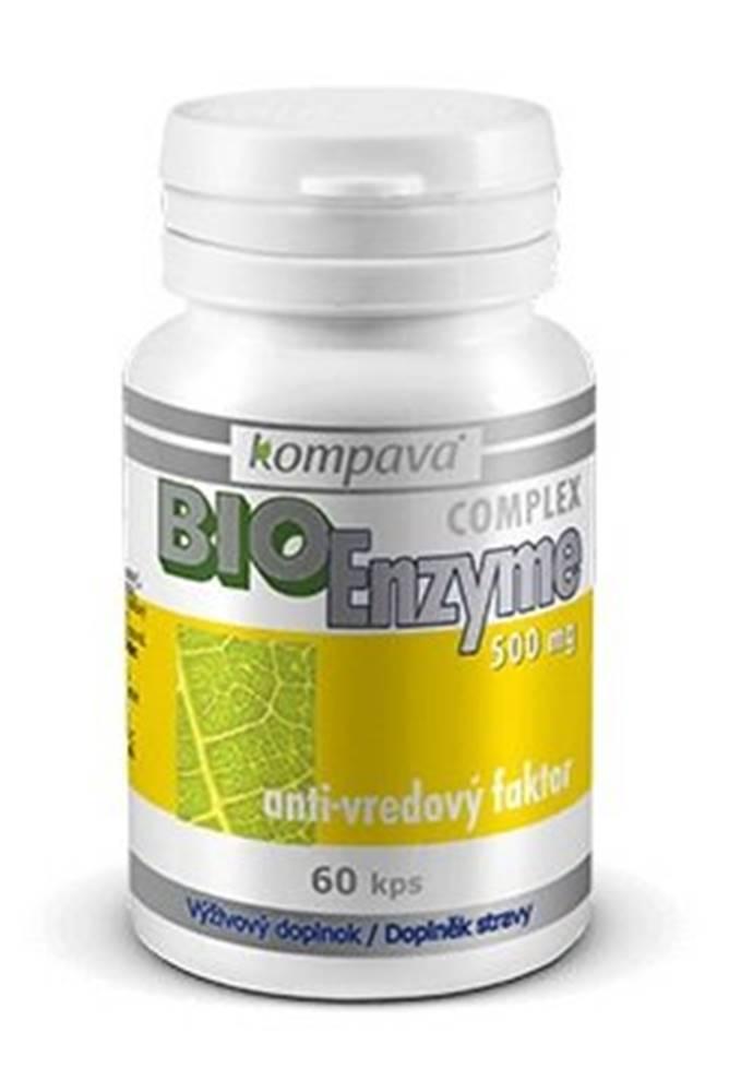 Kompava FytoEnzyme - Kompava 60 kaps