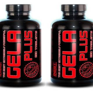 1+1 Zadarmo: Gela Plus od Best Nutrition 250 tbl. + 250 tbl.