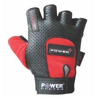Rukavice POWER PLUS - Power System Červená L