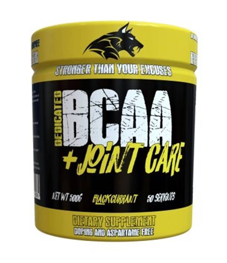 Dedicated Joint Care + BCAA...