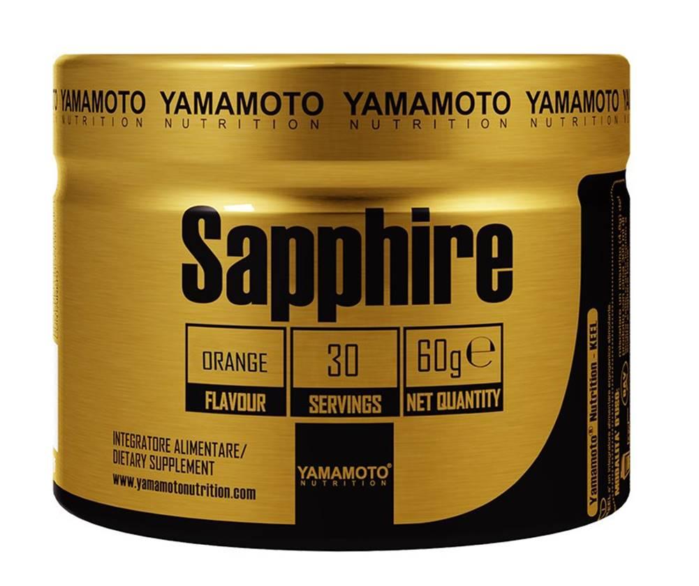 Yamamoto Sapphire (obsahuje 2 adaptogény) - Yamamoto 60 g Orange