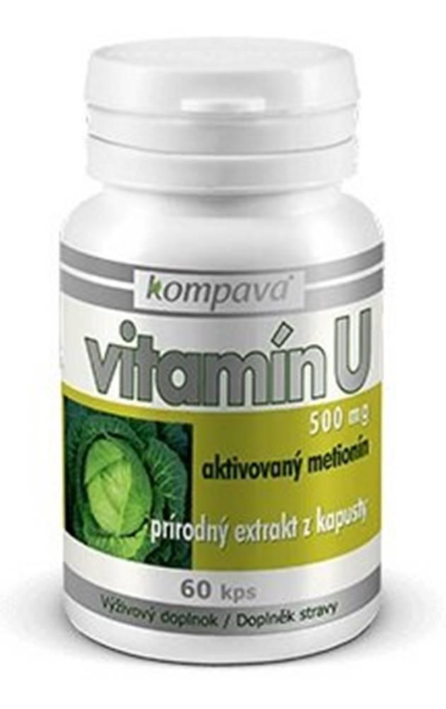 Kompava Vitamín U - Kompava 60 kaps
