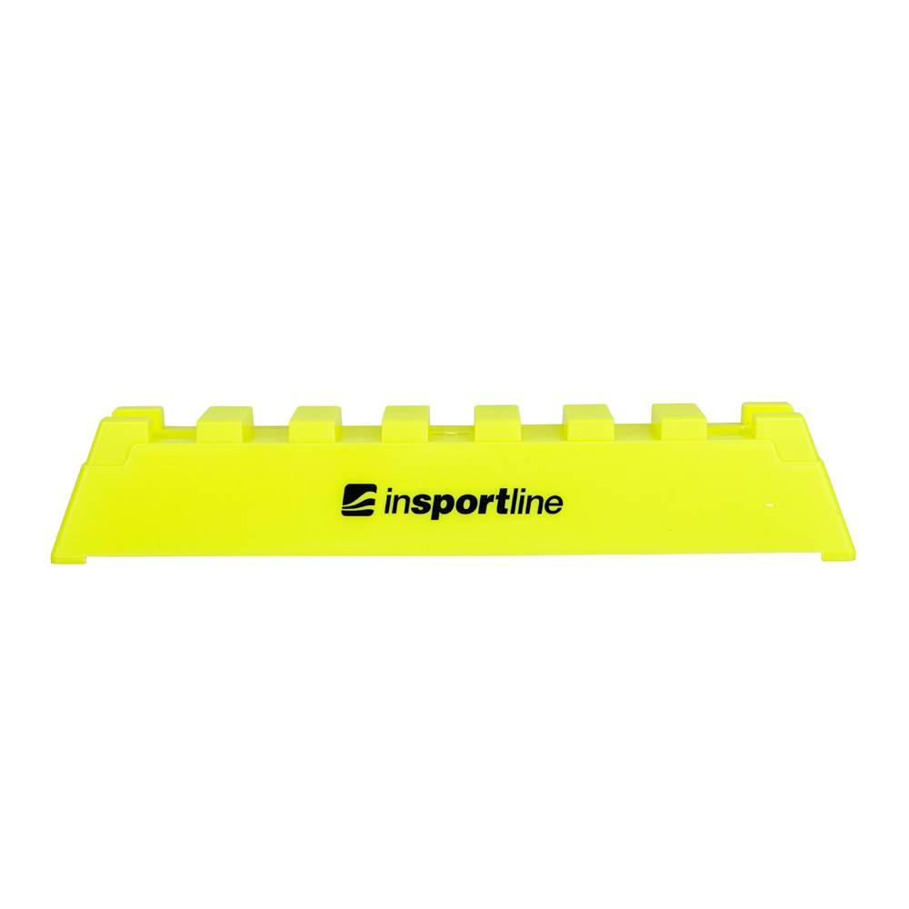 Insportline Obdĺžnikový kužeľ inSPORTline Rectangle žltá
