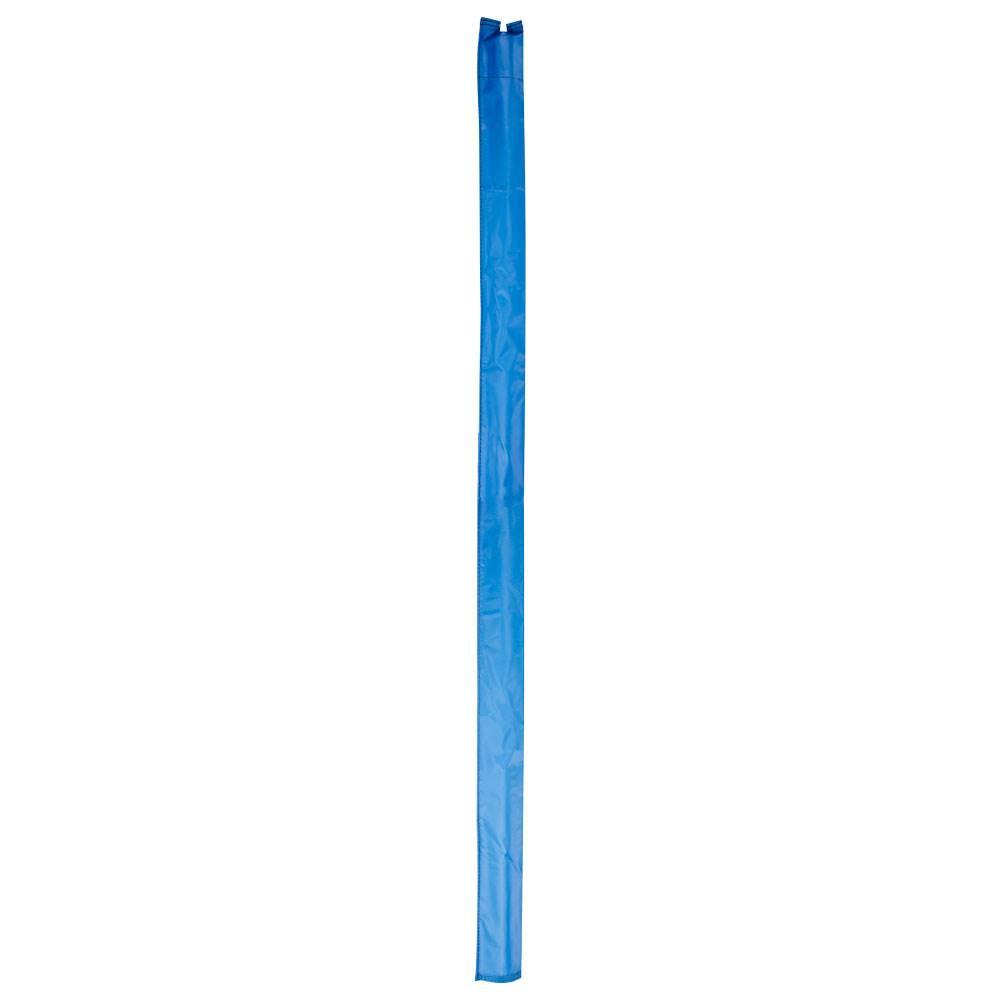 Insportline Ochranný návlek pre tyče na trampolíny modrá