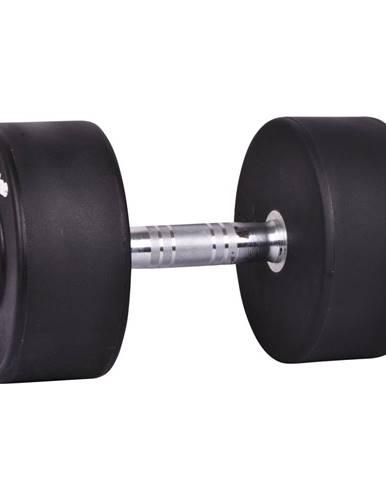 Jednoručná činka inSPORTline Profi 32 kg