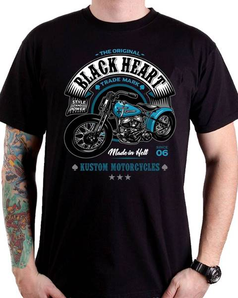 Tričko BLACKHEART