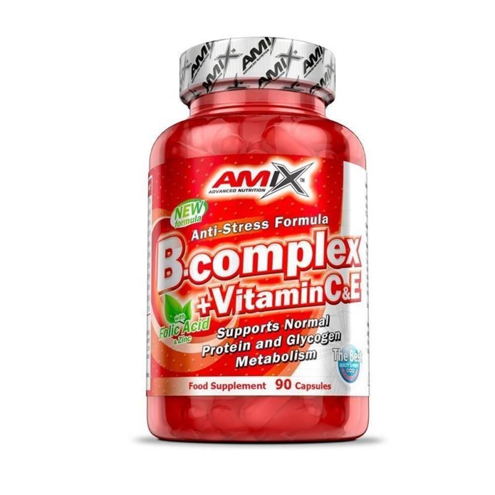 Amix Nutrition Amix B-Complex + vit.C