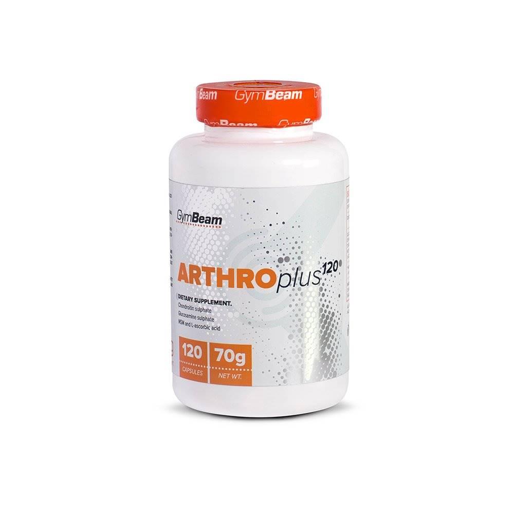 GymBeam GymBeam Kĺbová výživa Arthro Plus 120 kaps