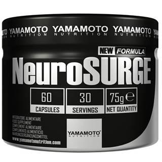 NeuroSURGE (super kombinácia účinných adaptogénov) - Yamamoto 60 kaps.