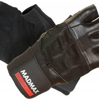 Madmax Rukavice Professional Exclusive MFG269 čierne variant: L