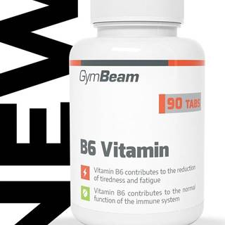 Vitamin B6 - GymBeam 90 tbl.