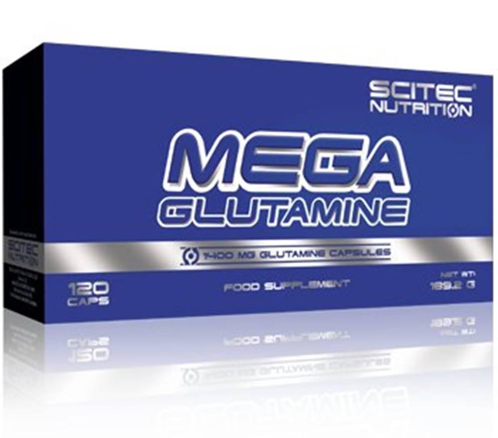 Scitec Nutrition Mega Glutamine od Scitec Nutrition 120 kaps.