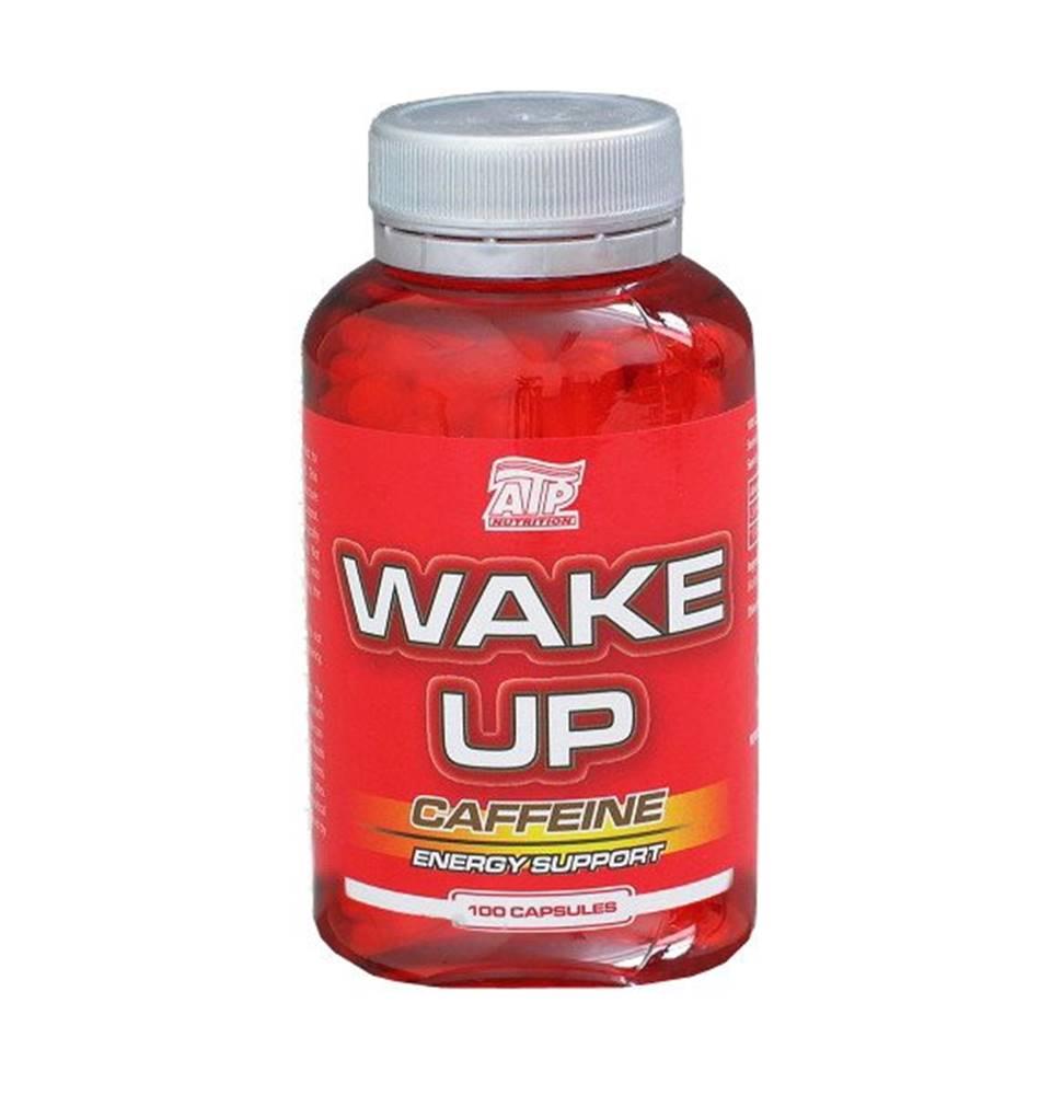 ATP Nutrition Wake Up Caffeine - ATP Nutrition 100 kaps.