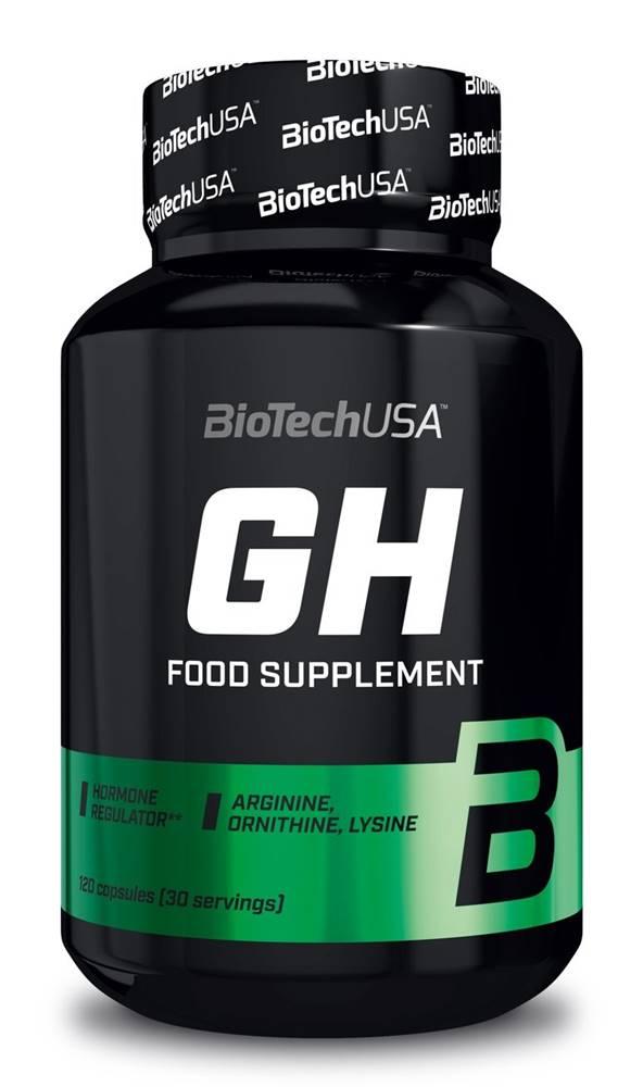 Biotech USA GH - Biotech USA 120 kaps.